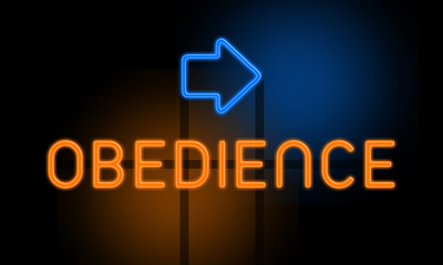 ALWYAS CHOOSE OBEDIENCE