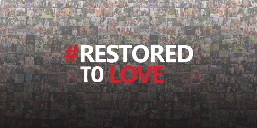 LOVE STATUS : RESTORED