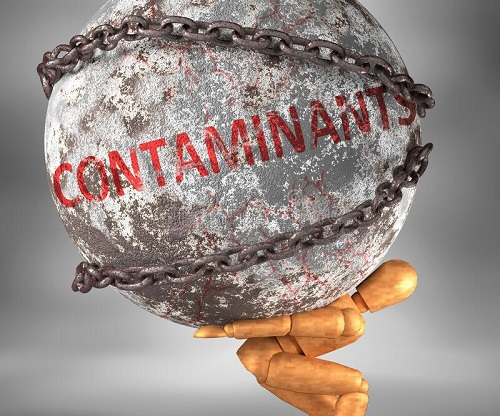 FREE OF CONTAMINANTS